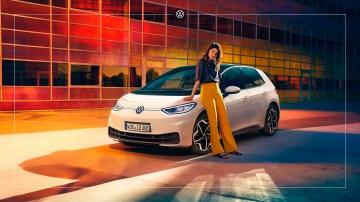El nuevo renting online de Volkswagen hace más fácil disfrutar de un ID.3 1ST