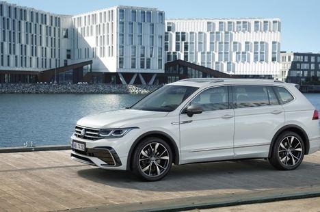Volkswagen renueva el Tiguan Allspace