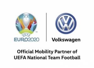 Volkswagen socio de movilidad de la UEFA EURO 2020