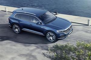 El nuevo Volkswagen Touareg ya a la venta en España