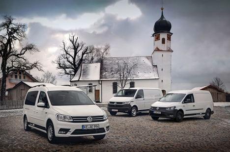 Volkswagen vehículos comerciales presenta su ofensiva de modelos eléctricos