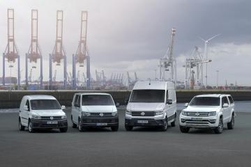 Volkswagen vehículos comerciales, mejor año de la historia en España