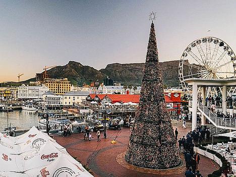 V&A Waterfront Ciudad del Cabo.