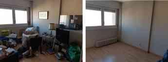 Vaciado de Pisos en Barcelona: 3 maneras de vaciar un piso de trastos y muebles viejos