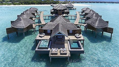 VAKKARU: Uno de los mejores resorts del mundo en las Maldivas