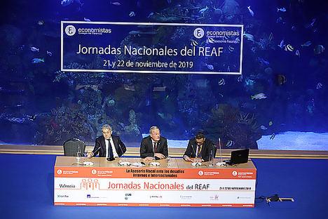 Clausuradas las Jornadas Nacionales de los Asesores Fiscales en Valencia