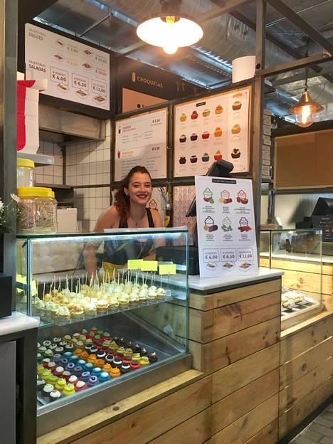 La evolución del cupcake llega al Mercado de San Ildefonso de la mano de Valentinas & Coffee