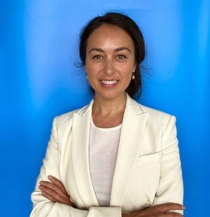 Valeria Vine, Capital Group.