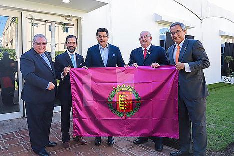 Valladolid cede el testigo a Santo Domingo, 'Capital Mundial del Protocolo 2018'