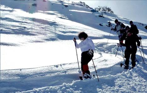 Valle de Sajambre. Raquetas de Nieve