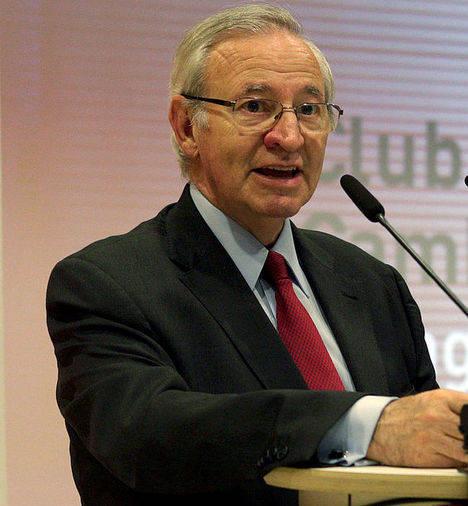 Miquel Valls, presidente de la Cámara de Comercio de Barcelona.