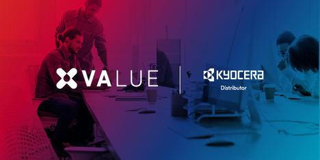 Nace VALUE, el único mayorista exclusivo de Kyocera, para reforzar la presencia de la marca en el área de servicios