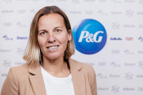 Vanessa Prats, P&G.