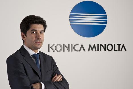 Entrevista a Vasco Falcão, Presidente de Konica Minolta España y Portugal