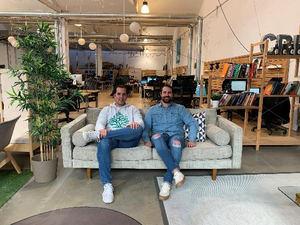Víctor García Pujol (COO) y Eric Daniel Fernández (CEO) cofundadores de Kubbo.