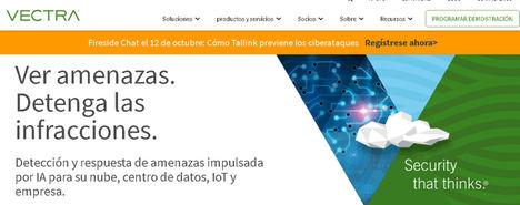 Vectra AI inicia sus operaciones comerciales en la Península Ibérica