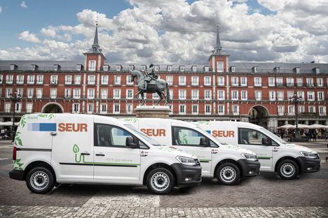 SEUR incorpora más de 80 vehículos ecológicos a su flota SEUR NOW