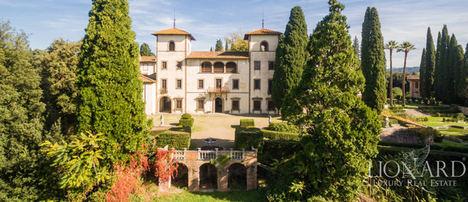 """Vendida la vivienda histórica """"Villa Bibbiani"""" en Toscana, desde 1500 propiedad de la familia Frescobaldi"""