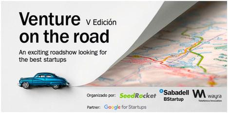 SeedRocket, BStartup de Banco Sabadell y Wayra (Telefónica) buscan startups en fase seed en seis ciudades españolas