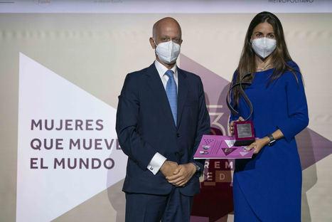 La ingeniera Verónica Pascual, Managing Director de ASTI MR GROUP, XXX Premio FEDEPE por su liderazgo empresarial