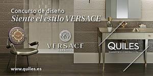 Versace Ceramics y Quiles lanzan su primer concurso para interioristas y arquitectos