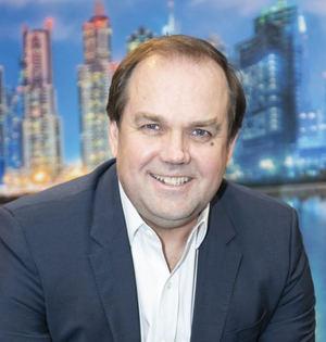 Vesku Turtia, director regional para Iberia de Cybereason.