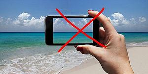 ¿Viajes de Navidad sin selfies ni redes sociales? Sí, por favor
