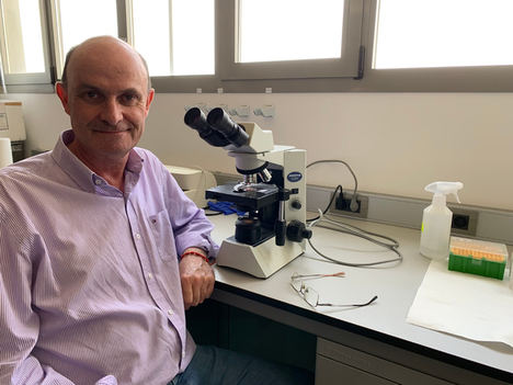 Vicente Salinas, doctor en Medicina y fundador de PlusVitech.