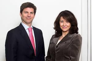 Victor Carulla y Beatriz Garcia-Quismondo, HEADWAY.