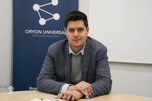 Victor Giné, CEO de Oryon Universal.