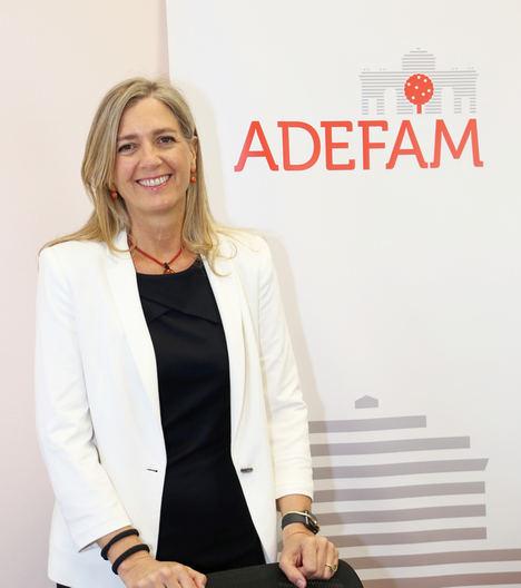 Victoria Plantalamor, Presidenta de ADEFAM.