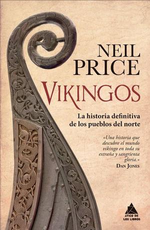 Vikingos, de Niel Price