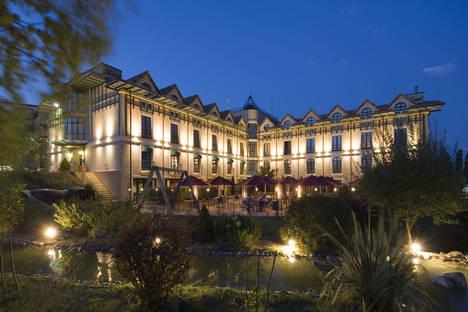 Navidad en el hotel Sercotel Villa de Laguardia: preocúpate solo de disfrutar