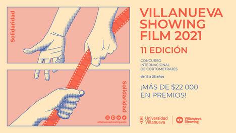 La solidaridad será el eje del 11º Villanueva Showing Festival, el festival audiovisual de la Universidad Villanueva