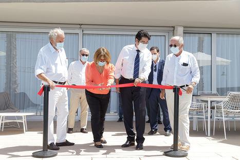 Abama Luxury Residences inaugura el modelo piloto de Villas del Tenis