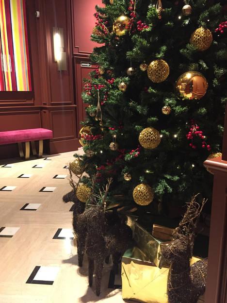 Celebra y vive la Navidad en Vincci Hoteles
