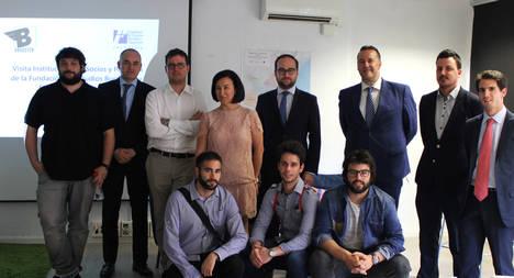 La FEBF activa la Plaza Financiera con la aceleradora valenciana Bbooster