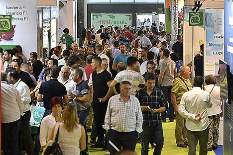 Infoagro Exhibition se consolida como la feria profesional de la producción intensiva y de la industria auxiliar más importante de Europa