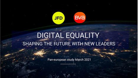 'Igualdad digital: dando forma al futuro con nuevas líderes', pone de relieve la desigualdad de género en el sector tecnológico y del emprendimiento