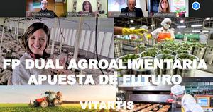 Vitartis, Urcacyl y las fundaciones Bankia y Kerbest impulsan un proyecto para adaptar la FP Dual a las necesidades del sector agroalimentario