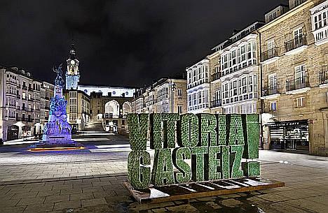 Cinco planes para celebrar el fin de año en Vitoria-Gasteiz