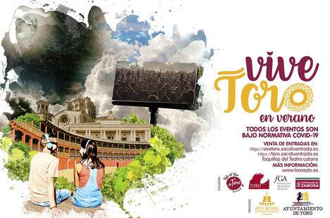 """""""Vive Toro en verano"""", una propuesta que sustituye a las fiestas de San Agustín"""
