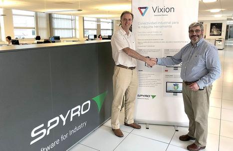 Vixion Connected Factory integra a César Software en su estructura