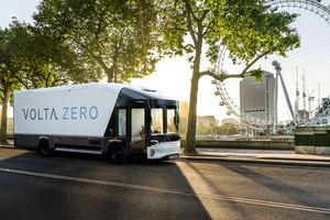 El fabricante de vehículos eléctricos Volta Trucks elige QAD Adaptive ERP