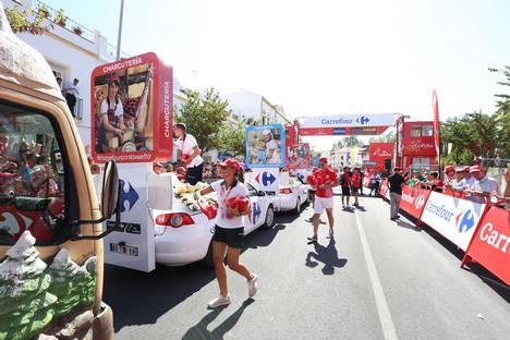 Más de 4.770 colaboradores de Carrefour se vuelcan con la Vuelta Ciclista 2016
