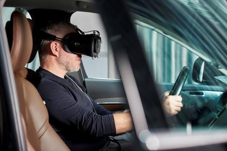 El «simulador de conducción definitivo» de Volvo Cars