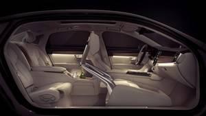 Volvo Cars presenta la nueva versión del S90 y el flamante modelo S90 Excellence en Shanghái