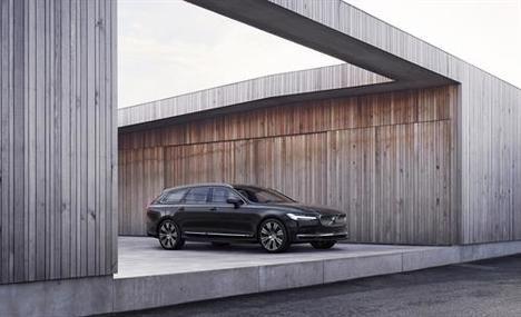 Facelitf de los Volvo S90 y V90
