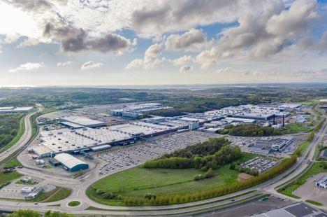 Volvo Torslanda, primera fábrica de la marca sin impacto sobre el clima