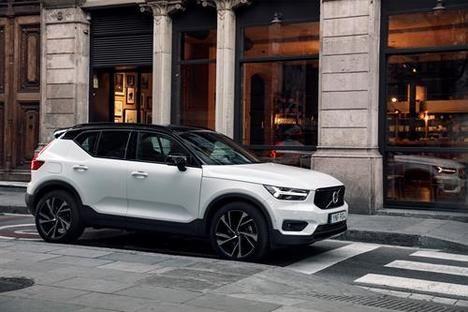 Las ventas globales de Volvo Cars suben un 12,2 % en abril